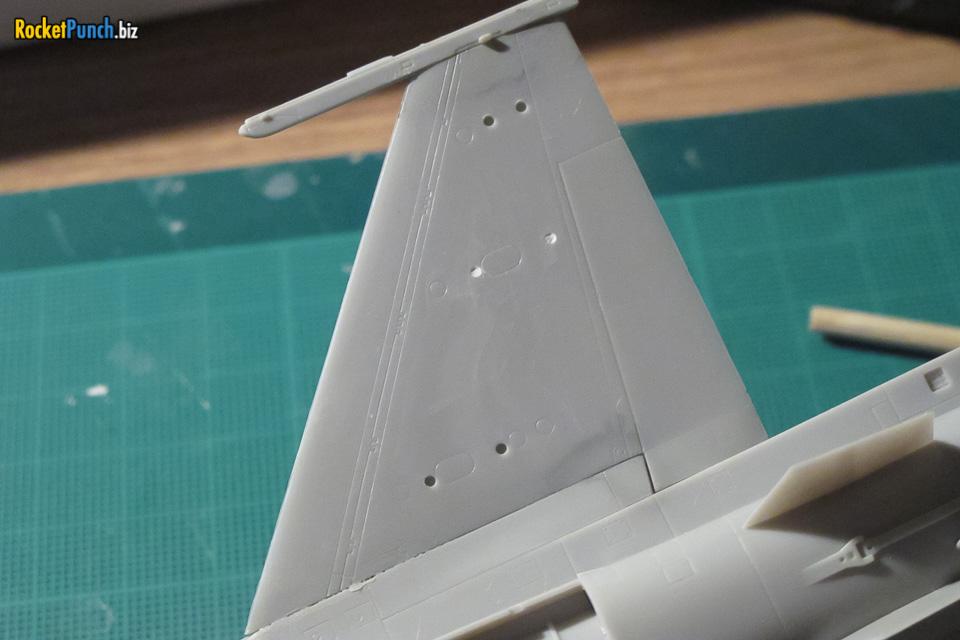 Project : Lockheed Martin F-16A ADF 'AMI'